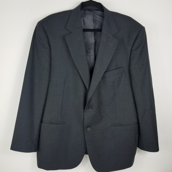 Brooks Brothers Other - Brooks brothers 346 pinstripewool blazer 44 s